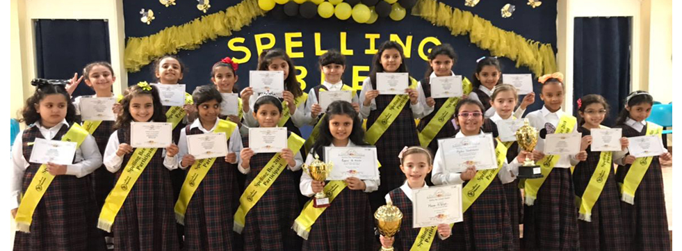 Spelling Bee and Speech Contests